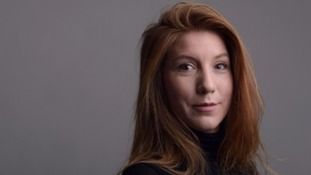 Swedish journalist Kim Wall killed by falling hatch on homemade submarine, suspect claims