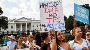 DACA: Trump shuts down Obama youth immigration scheme