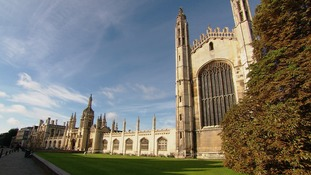 The University of Cambridge took the number two spot.