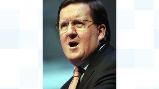 Former Secretary General to NATO, Lord Robertson.