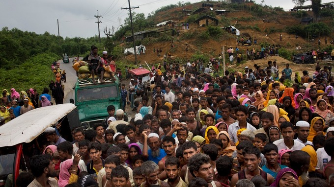 Why We Must Intervene In Myanmar