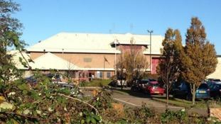 Holme House Prison.