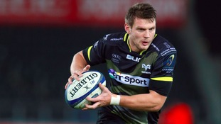 Wales and Ospreys fly-half Dan Biggar to join Northampton Saints