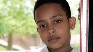 Biruk Haftom was 12 years old when he died in the Grenfell Tower fire