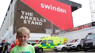 UK's youngest 'groundhopper' visits more than 200 stadiums