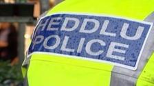 Heddlu/Police logo