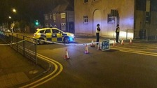 The Police have arrested four men in connection to incident but are appealing for fresh information