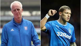 Mick McCarthy and Martin Waghorn.