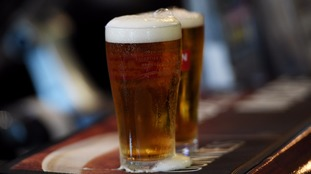 The average pint in Surrey costs a rather large £4.40.