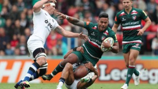 Manu Tuilagi ruled out for next three months