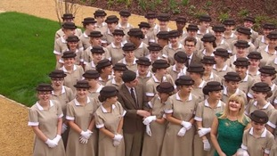 Record-breaking year for Norland nannies