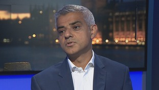 Sadiq Khan on Grenfell: Council leader should not have taken the job