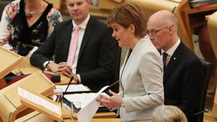 FMQs: Whatever you do, don't mention the 'I' word