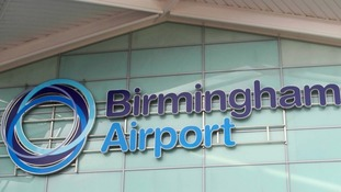 Two men arrested on suspicion of terror offences at Birmingham Airport