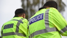 A body was found close to Mancetter in Warwickshire.