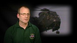 Royal Artillery veteran looks back at the Falklands War