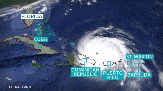 hurricane irma  tracking the storm