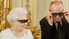 The Queen embraces 3D technology for Christmas message