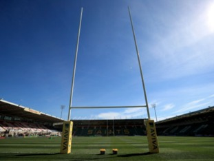 Fans will be hoping that Franklin's Gardens will host another classic today.