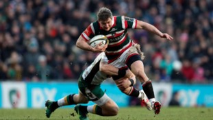 Northampton Saints v Leicester Tigers - five of the best
