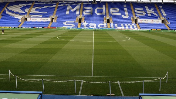 Madejski Stadium, home of Reading FC