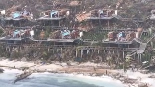 Hurricane Irma closes in on Florida as it tears through Carribbean