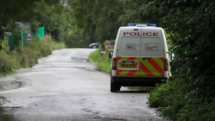 Emergency services were called to the scene in Eccles around 9.30am.