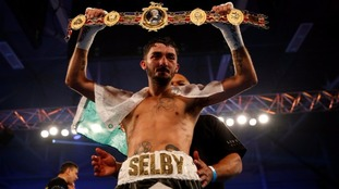 Boxer Andrew Selby set for world title eliminator next month