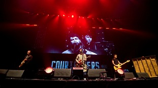 The Courteeners rock the Arena
