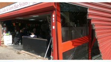It is going to cost the owners £12,000 to fix the damages to both businesses.