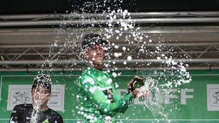 Lars Boom secured his second Tour of Britain title as Boasson Hagen wins final stage