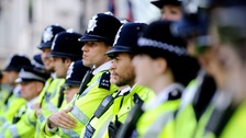 Police officers are first in line for the rise in pay