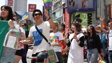 In Japan, LGBT people face discrimination in every day life
