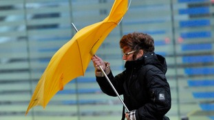 The Met Office has issued a yellow weather warning for strong winds in parts of the Anglia region on Tuesday night into Wednesday.