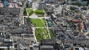 Green space protected in development plans for Jersey