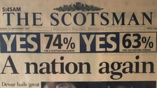 Two decades after voters backed devolution has Holyrood delivered for Scots?