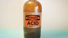 acid bottle
