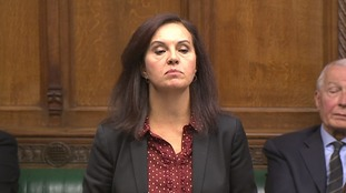 Caroline Flint said she would defy the Labour whips and abstain from the vote