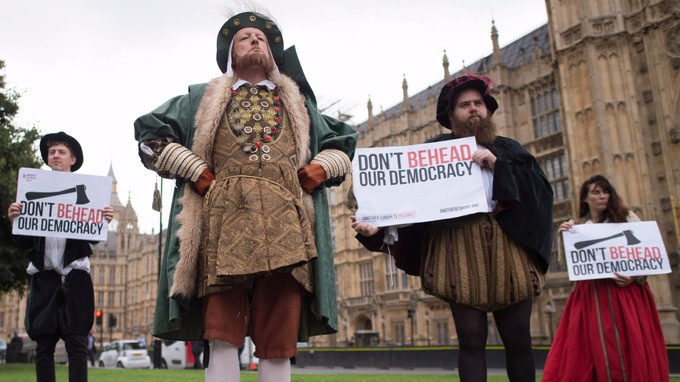 Opposition stems from the so-called 'Henry VIII powers' contained in the bill