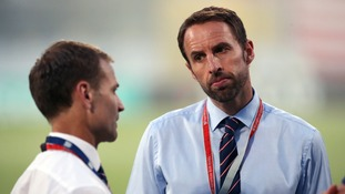 Cyber security measures will be stepped up assuming Gareth Southgate's team qualifies