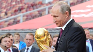 The FA believes there could be a high risk of a cyber-attack in Russia