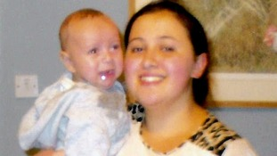 Fears grow for missing teen and baby son