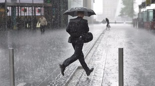 Strong winds and rain are forecast for much of the country