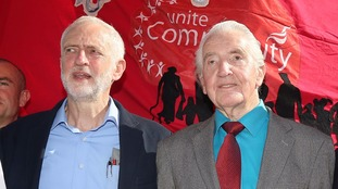 Dennis Skinner is an ally of Labour leader Jeremy Corbyn