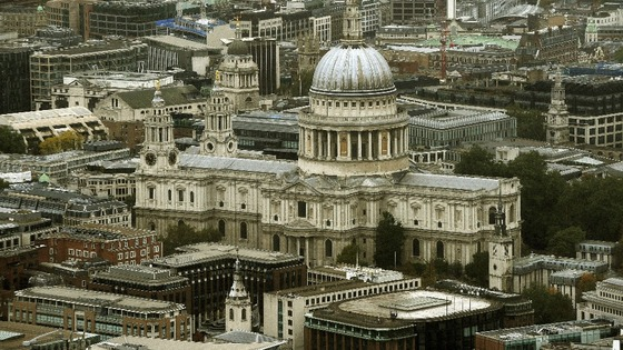 St Paul&#x27;s Cathedral.