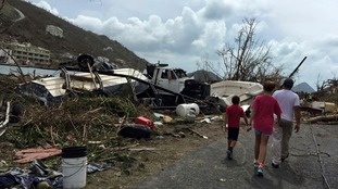 More than one hundred prisoners escape after Hurricane Irma in British Virgin Islands