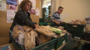Cornish foodbank says 'there are children out there starving'