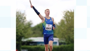 University of Bath student selected for 2018 Commonwealth Games