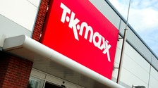 The opening of a new TK Maxx shop in Huntingdon will create 45 jobs.
