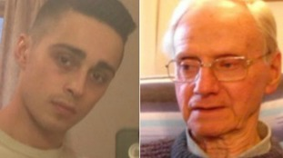 Alexander Palmer, 24, is charged with the murder of 83-year-old grandfather Peter Wrighton, of Banham, Norfolk.